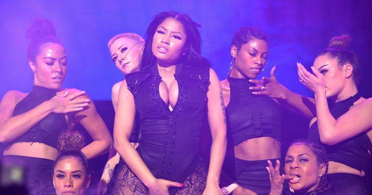 Nicki Minaj will premiere her 'Pinkprint' tour concert film on BET on New Year's Eve to cap off the album's era.