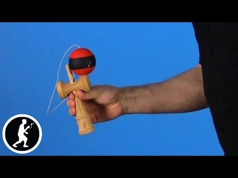Learn the Bird Kendama Trick