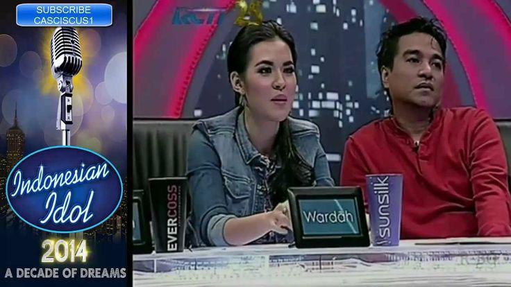 Rinaldi - Audisi Jogja - Indonesian Idol 2014 - I Shot The Sheriff (+pla...