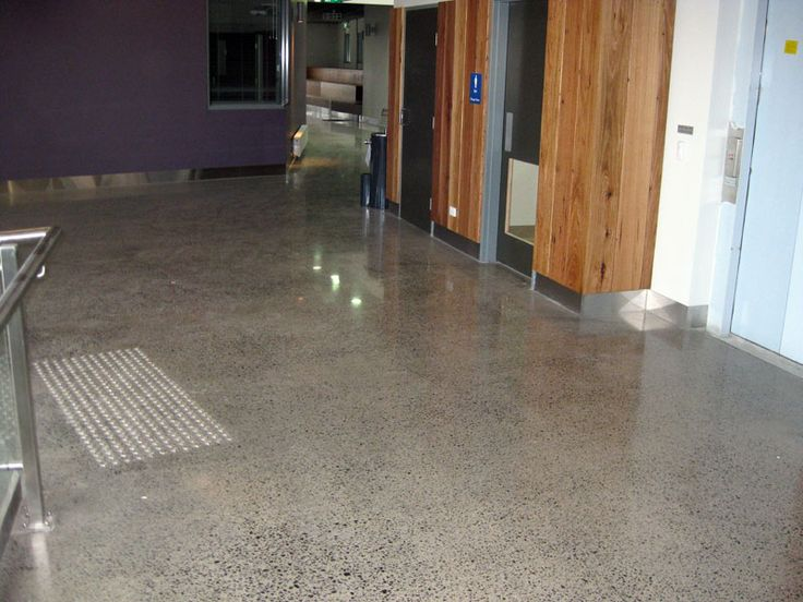 How to Polish Concrete
