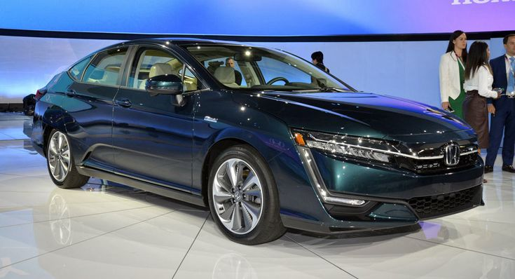 Honda Expands Clarity Lineup With New PHEV