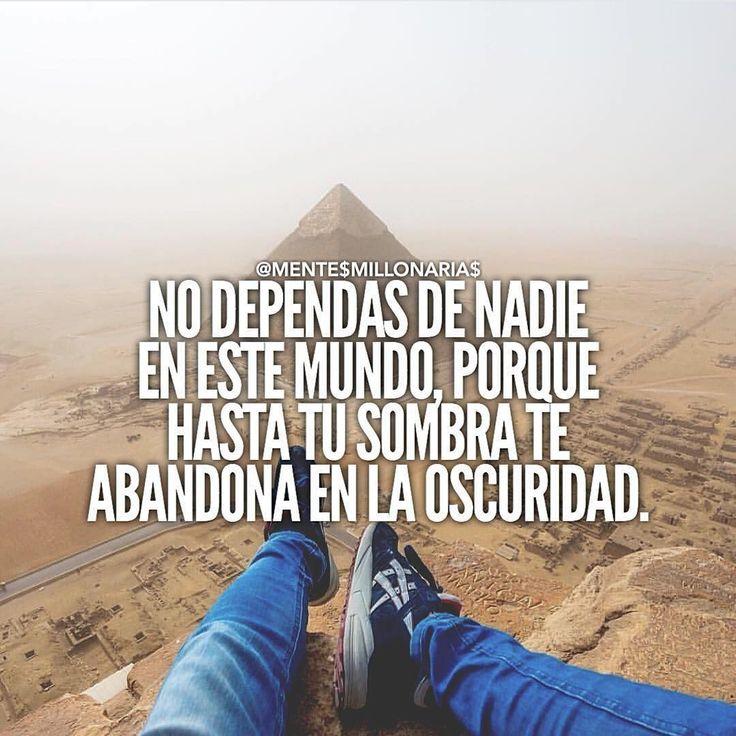 #Repost @mentesmillonarias  #MentesMillonarias   El esfuerzo propio es lo determinante.