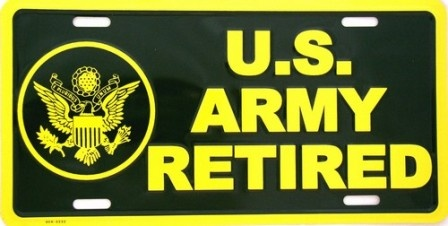 17 Best Images About Military License Plates On Pinterest