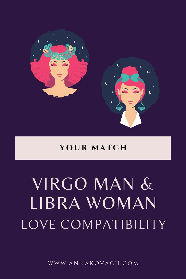Virgo Man and Libra Woman Love Compatibility in 2020