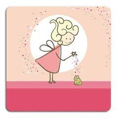 Rosa flicka  http://www.barndekor.se/products/veckans-vara-v-40-barntavla-rosa-flicka