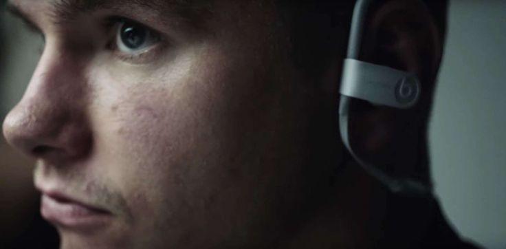 Tum-Tum-Tum. Muitos Beats no novo comercial da Beats by Dre