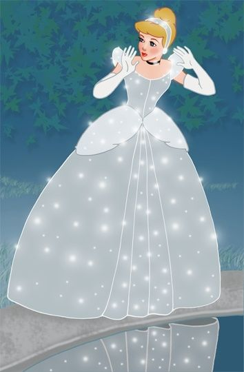 """Thank you for 40 repins -Walt Disney's Cinderella! This is what she is SUPPOSED to look like! The fact that they've change her for the """"new generations"""" means they have no respect for the original art and the artist that created one of the world's most beloved characters. She was loved throughout all these years as she was and always will be!!"""