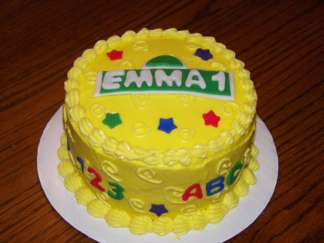 Lynde Birthday Cake