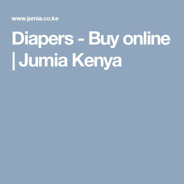 Diapers - Buy online | Jumia Kenya