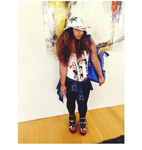 Reginae Carter | Fashion | Pinterest