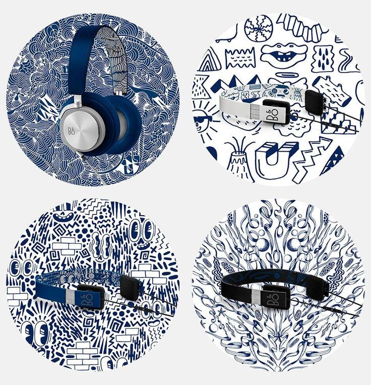Bu0026O Play Works With Pepsi To Bring You Earphones Designed By 6 Global  Street Artists: