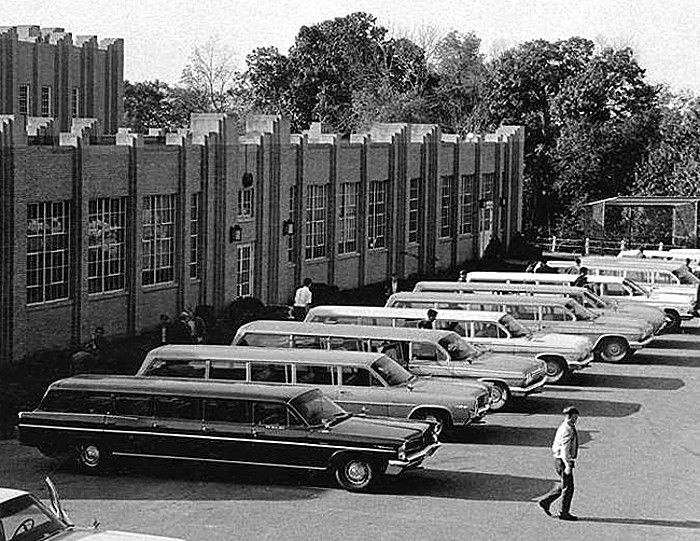 Stretch… Airport limo conversions circa 1963