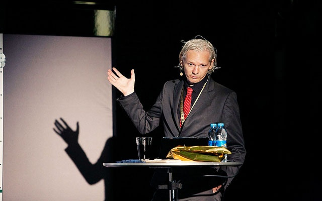 U.S.: Assange and WikiLeaks Enemies of the State