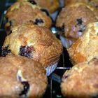 Photo de recette : Muffins aux bleuets délicieux
