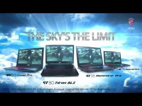 Msi GT72S-6QD-454ZA dominator - SteelSeries keyboard