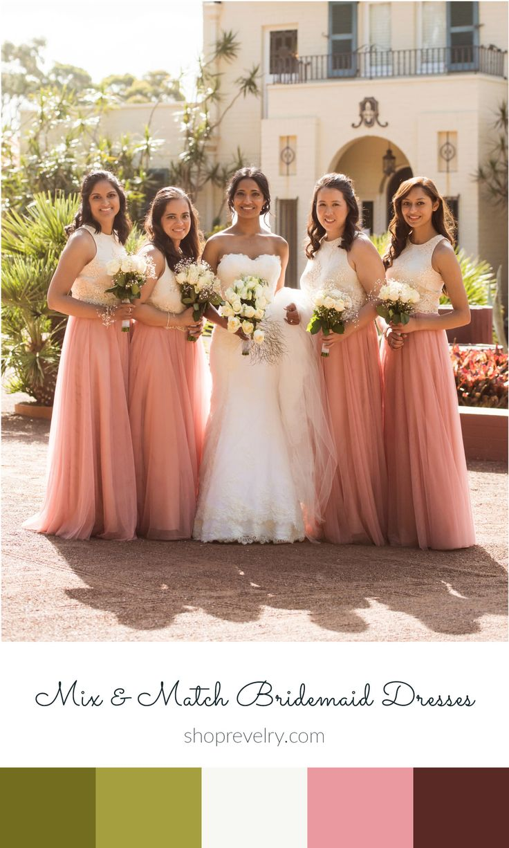 58 best revelry x irl real weddings featuring revelry bridesmaid after much searching came across revelry who do custom made tulle skirts in ombrellifo Gallery