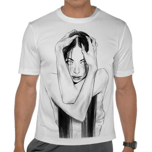 چاپ طرح بر روی تی شرت..کد محصول 135s