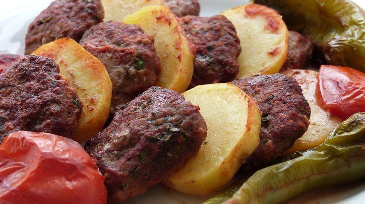 Oven Baked Meatballs Recipe   Turkish Meatballs in Oven