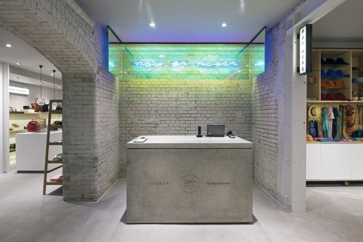 The reception desk is the first thing visitors get to see when entering a hotel, office, salon, etc. It's where guests are greeted and it says a lot about