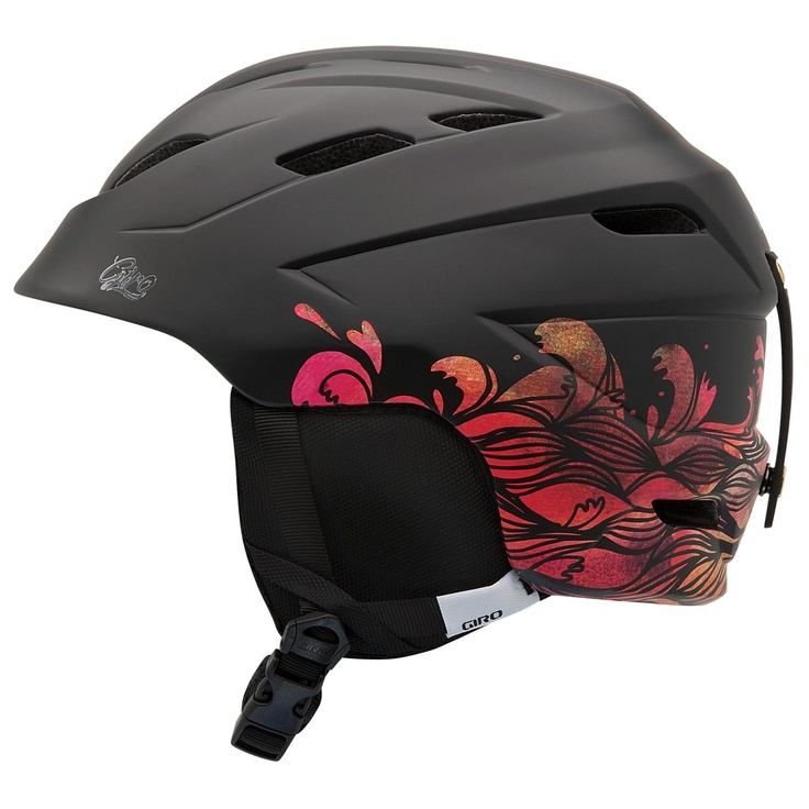Love this --Giro Decade Ski Helmet