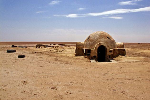 Abandoned Star Wars Film Sets in the Tunisian Desert • Highsnobiety