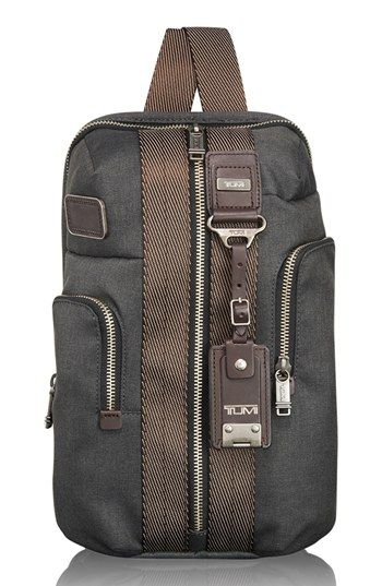 Tumi Alpha Bravo Monterey Sling Bag Available At