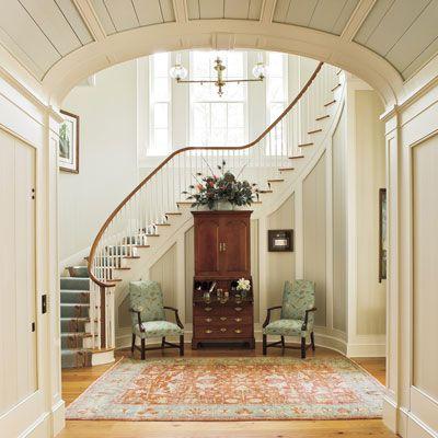 Entrance/ staircase