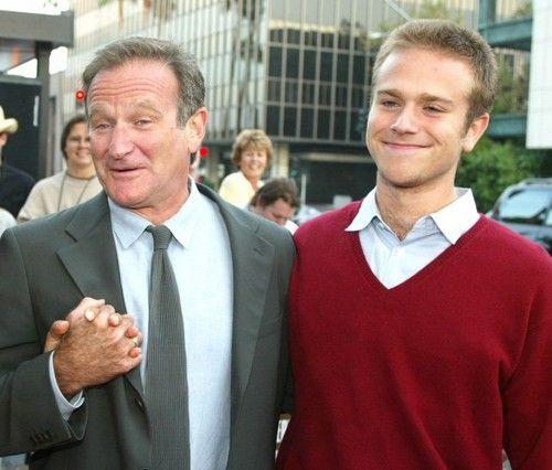 Zachary 'Zak' Pym  Williams - 5 Things You Didn't Know Robin Williams' Eldest Son (PHOTOS)
