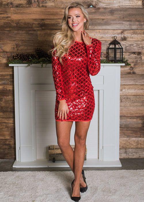 Sequin dress, open back dress, short dress, Holiday Dress, Modern Vintage Boutique, Boutique, Fashion, Online Shopping, Online Boutique, Style, Fashion Blogger, shopmvb, utah boutique