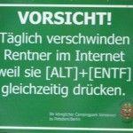Deutsch lernen im Internet - Empfehlungen