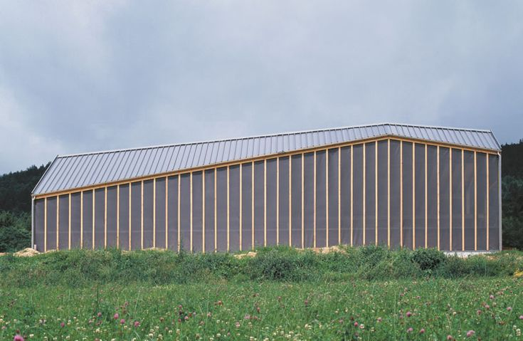 LOCALARCHITECTURE: cow shed
