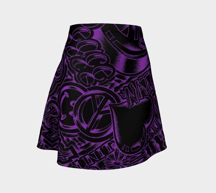 Imagine - Flare Skirt