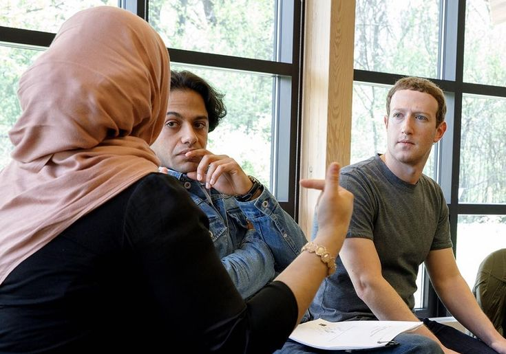 In a Facebook post, Mark Zuckerberg wrote about some of the challenges Muslims faced both in their countries of origin as well as in America, living as immigrants.