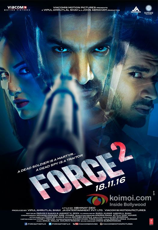 force 2 2016 watch Hindi Full Movie Online hd free download