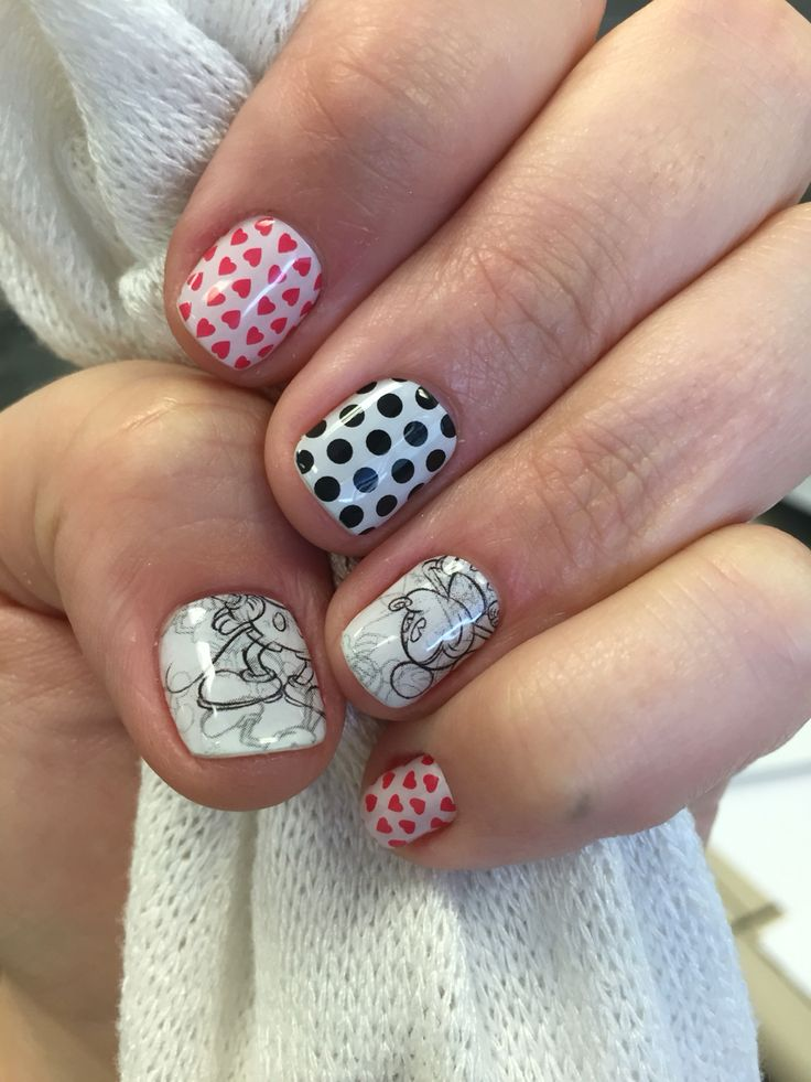 Disney Collection by Jamberry Original Mickey Mouse Http://michellejoy.jamberry.com