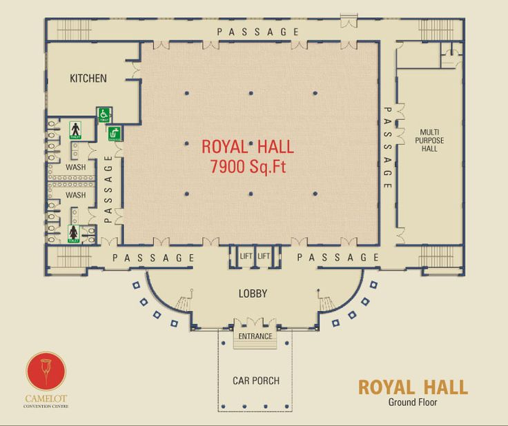 Banquet Hall Floor Plans Gurus Floor