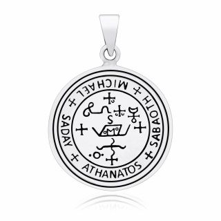 The sigil of the Archangel Michael is used to invoke his ...