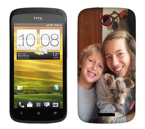 Custom Personalised HTC One S case/cover print by Smartprintshop, €9.99