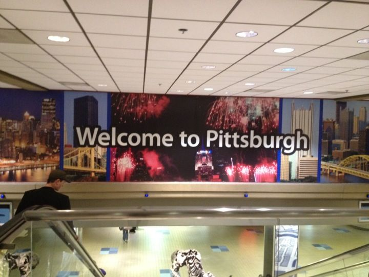 Pittsburgh International Airport (PIT)