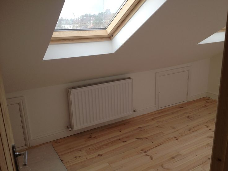 Loft conversion, Ealing, West London.