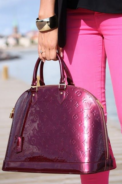 louis vuitton: Fashion Design, Design Handbags, Pink Pants, Louis Vuitton Handbags, Design Pur, Lv Bags, Louis Vuitton Bags, Fashion Handbags, Hands Bags