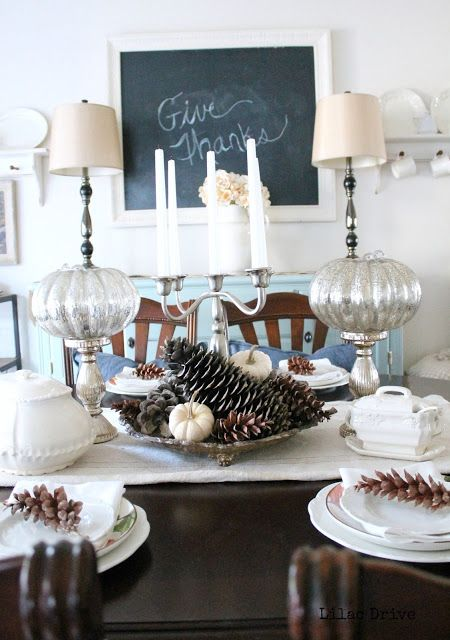 45 Best Rustic Thanksgiving Dining Room Images On Pinterest  La Classy Dining Room Attendant Duties Design Decoration