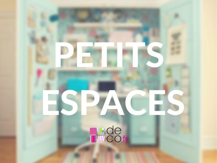 les 69 meilleures images du tableau petits espaces sur pinterest espaces diaporama et besoin. Black Bedroom Furniture Sets. Home Design Ideas