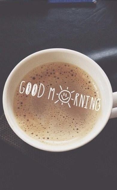 Good morning ღ ツ