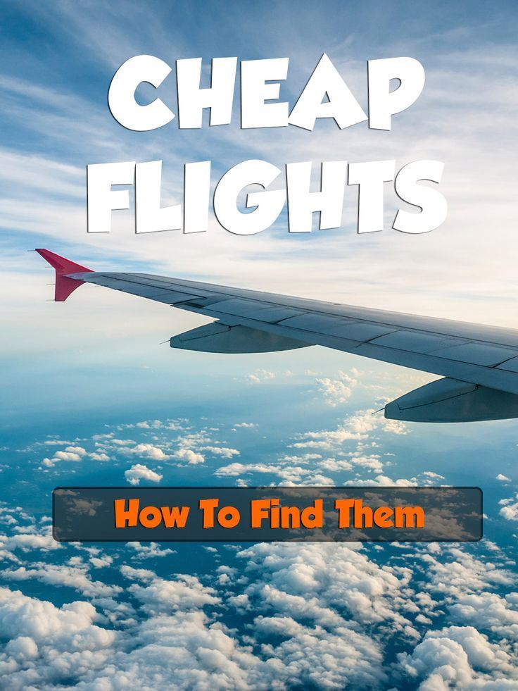 Travel doesn't have to be expensive, but airline tickets often are. Here are my favorite tricks for how to find cheap flights and get the best airline deals on your next vacation.