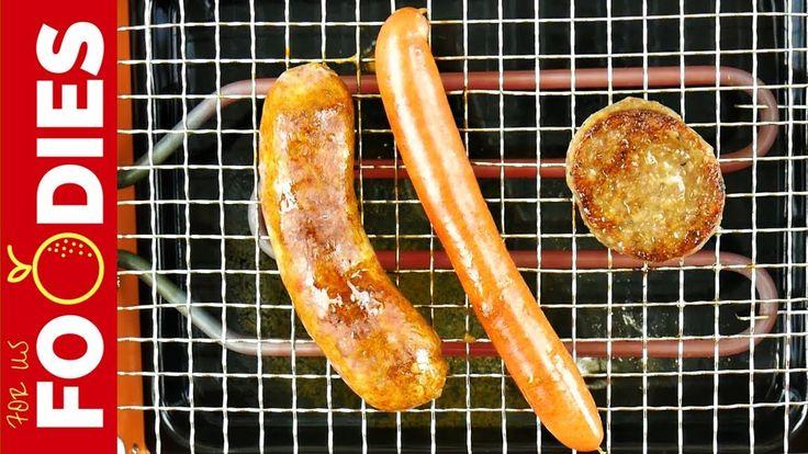 Livart LV-982 Electric Barbecue Grill, Orange (Review)