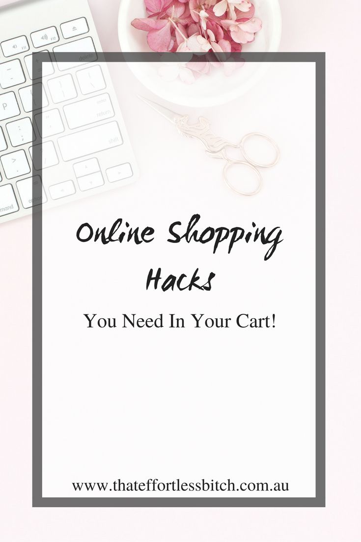 Online Shopping Tips & Hacks For Buying Clothes Online