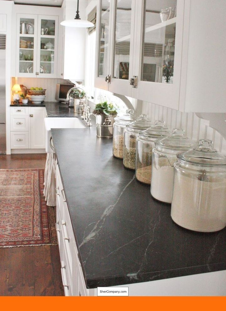 White Cabinets And Cream Walls And Pics Of Country Kitchen Ideas