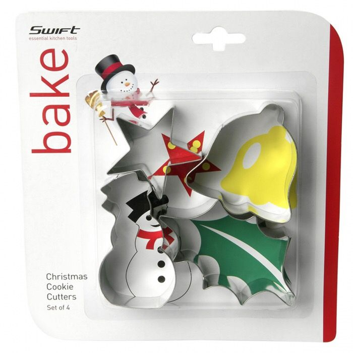 Get ready for Christmas with our fabulous Christmas Cookie Cutter Pack
