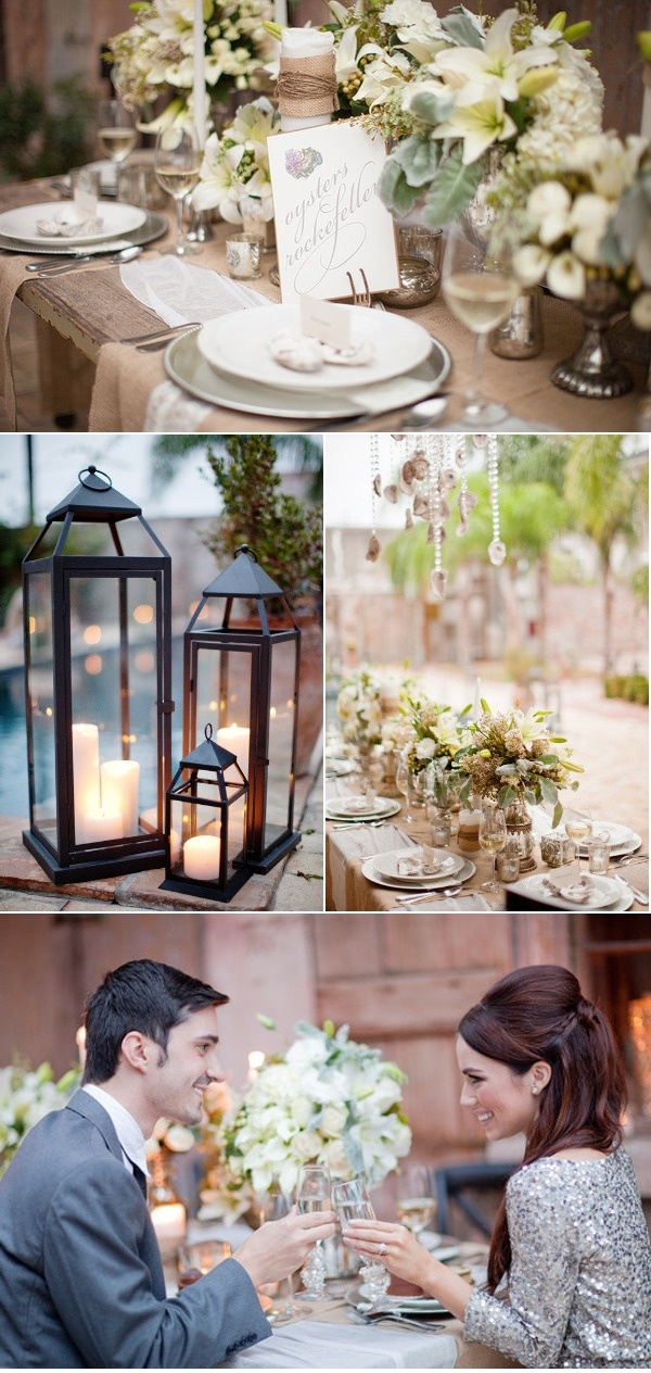 Rehearsal Dinner Inspiration by Tying the Knot Wedding Coordination | Style Me Pretty
